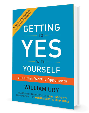 Getting to Yes with Yourself book cover