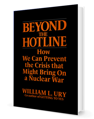 Beyond the Hotline book