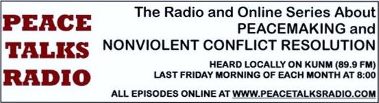 Peace-Talks-Radio-Poster