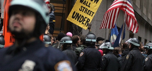 OCCUPY WALL STREET (FOTO: GETTY IMAGES)